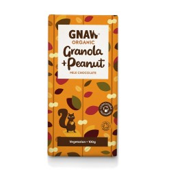 GNAW ORGANIC MILK CHOCOLATE...
