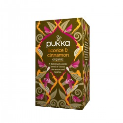 Pukka - Licorice & Cinnamon...