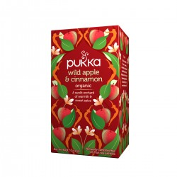 Pukka - Wild Apple &...