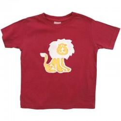 Global Mamas - T-shirt röd...