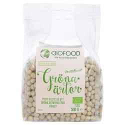 Biofood - Gröna ärtor...