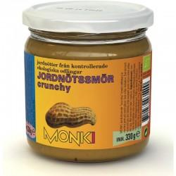Monki Jordnötspasta Crunchy...