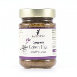 Sanchon Currypaste Green...