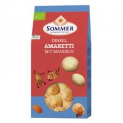 SOMMER Dinkel Amaretti med...