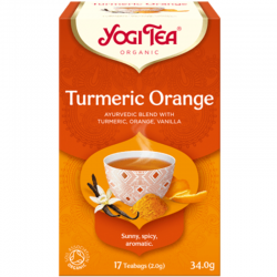 Yogi Tea Turmeric Orange 34g