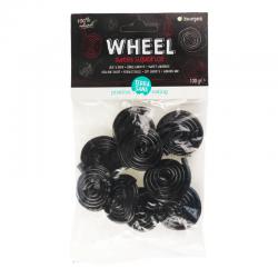 TerraSana Wheel Lakrits 100g