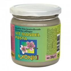 Monki Vit Mandelpasta 330g