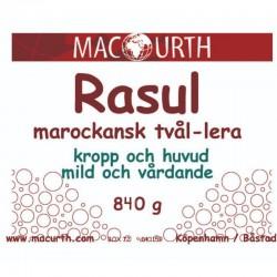 MacUrth Rasul Marockansk...