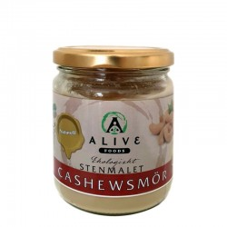 Alive Foods Cashewsmör 260 g