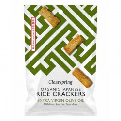 Clearspring Rice Crackers...