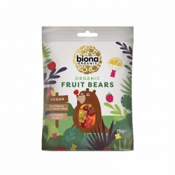 Biona fruktbjörnar 75g