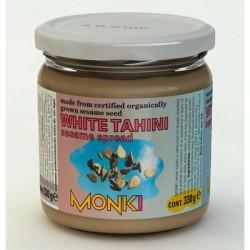 Monki Tahini Vit 330g