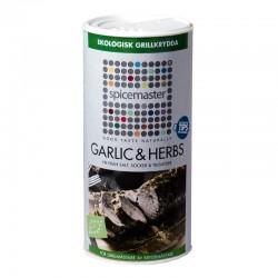 Spicemaster Garlic & Herbs...