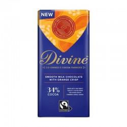 Divine Chocolate Orange...