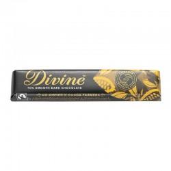 Divine Dark Chocolate 70% 35g